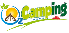 O2 Camping | Votre hôtellerie de plein air avec piscine chauffée dans la manche.