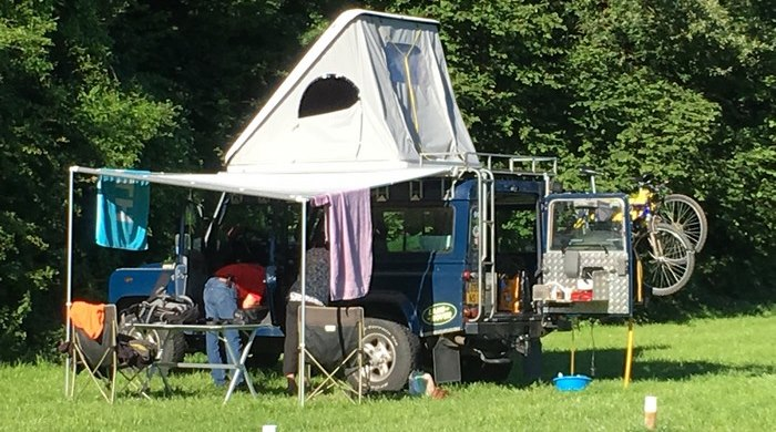 parcelle camping