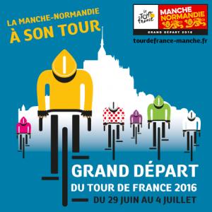 Tour de France 2016 dans la Manche