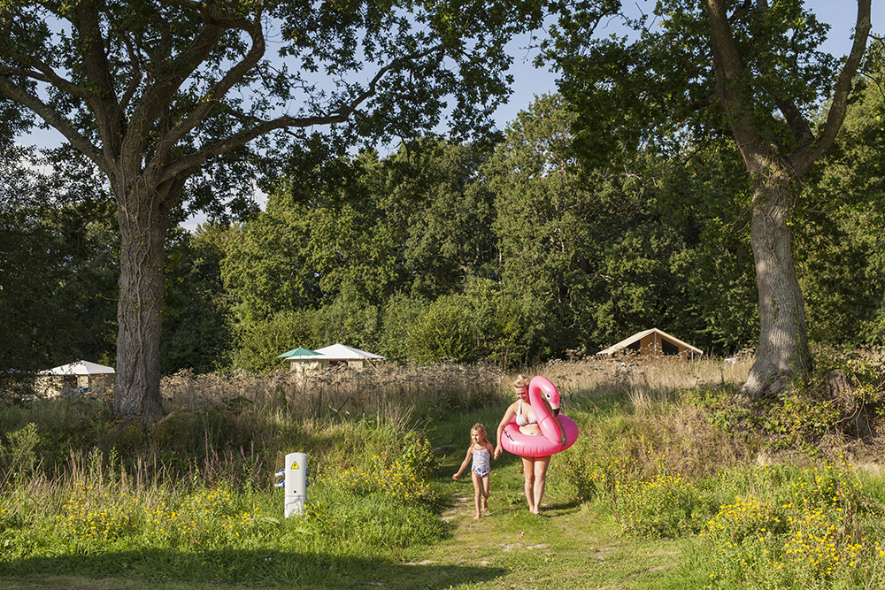 Glamping nature Longueville Normandie